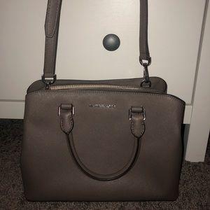 Michael Kors Savannah Saffiano Handbag